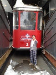 Todd @ Jasper Tramway, Jasper