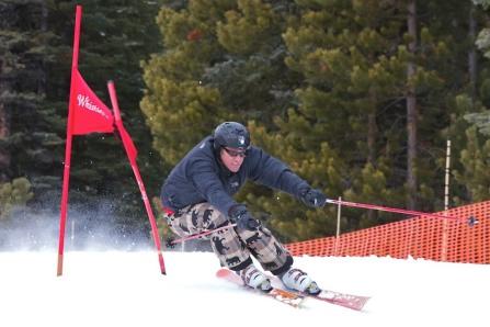 PJ Ski Race, Marmot, Jasper