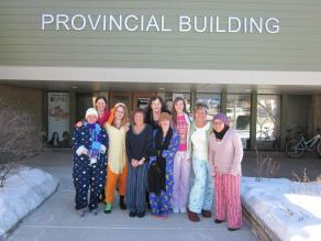 The Provincial Building Crew
