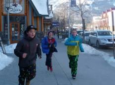 Grade 7 running