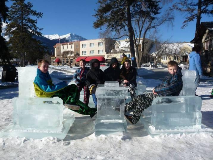 Jammies on Ice