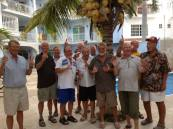 Dad and the boys in Guyabittos Mexico