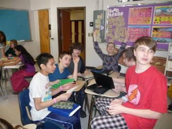 Mrs. Curries Grade 7 Jasper2