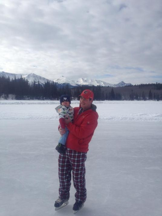 PJ's on ice