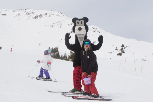 Pyjama Ski-14 Photo Mike Gere